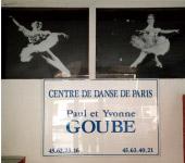 パリ バレエスタジオ