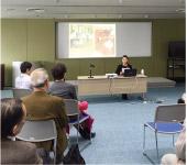 広島日仏協会主催 フランスバレエについての講演